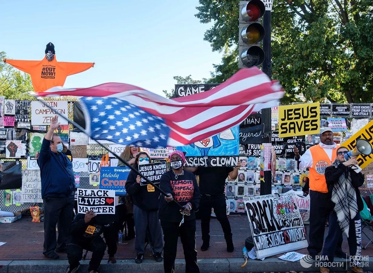 Tình hình tại 6 bang chiến địa quyết định chiến thắng bầu cử Mỹ 2020