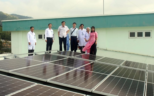 Đà Nẵng: Ưu tiên, khuyến khích phát triển điện mặt trời áp mái tại các cơ quan hành chính, đơn vị sự nghiệp công lập