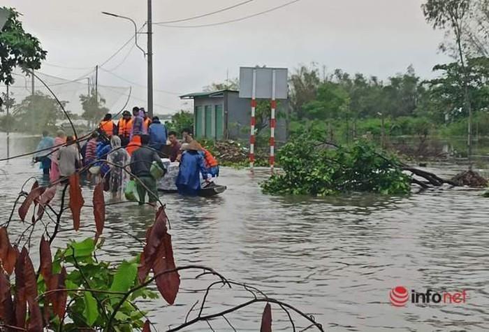 GLTT phòng chống dịch bệnh truyền nhiễm và khử trùng nguồn nước, môi trường sau mưa lũ