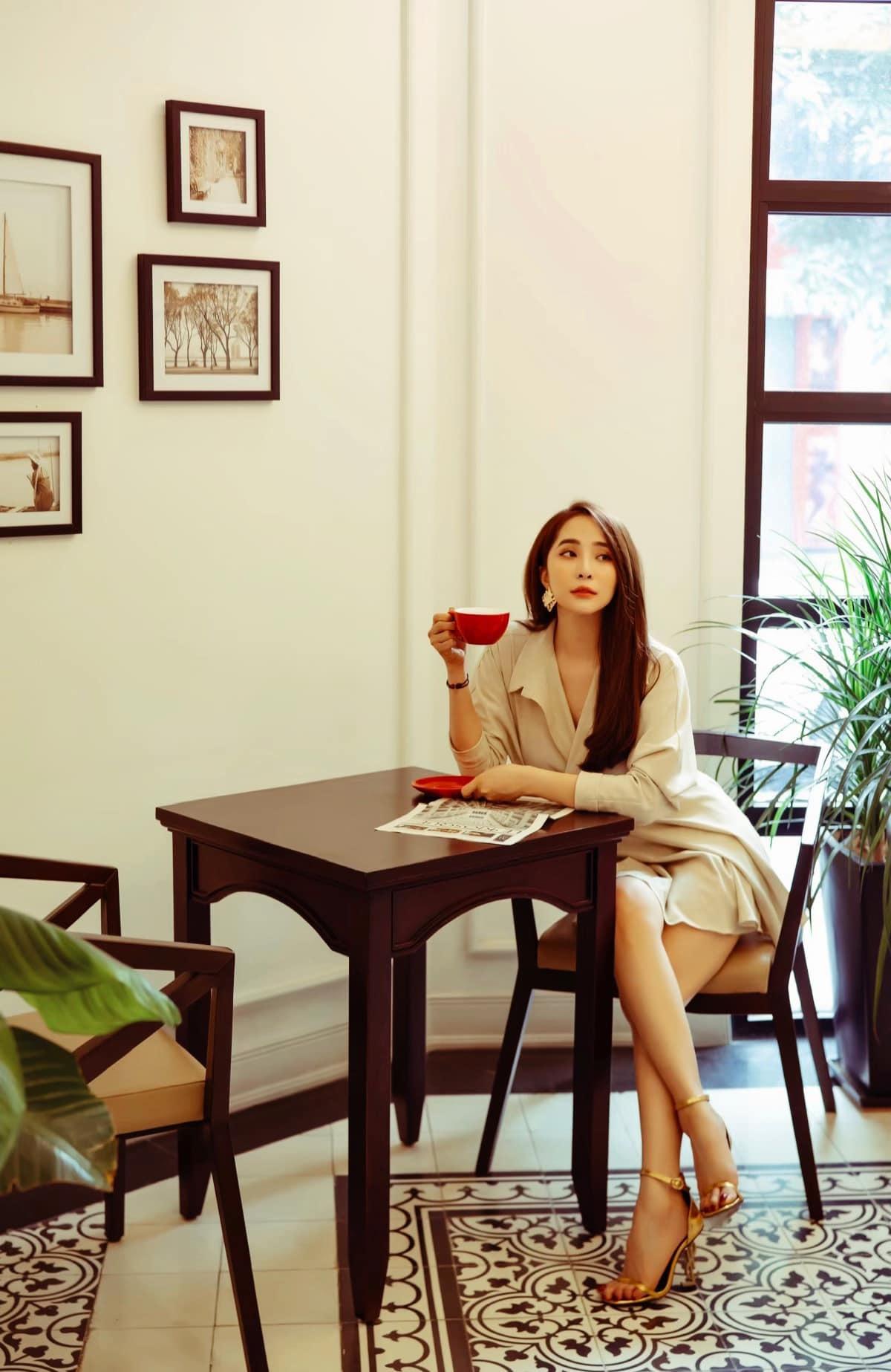 'Cá sấu chúa' Quỳnh Nga: 'Tôi và anh Việt Anh chơi thân từ lâu'