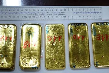 An Giang: Khởi tố, tạm giam 4 đối tượng vận chuyển trái phép 51kg vàng