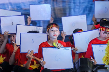 Phú Thọ: Đẩy mạnh tuyên truyền tình yêu biển đảo với học sinh, sinh viên