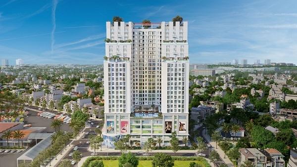 Geleximco Southern Star bán hết đợt hàng đầu tiên với 120 căn hộ