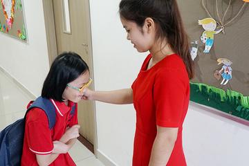 Giáo dục kỹ năng ứng xử văn hóa học đường từ bậc học nhỏ nhất