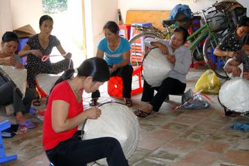 Sự chung tay của cả xã hội giúp thoát nghèo bền vững