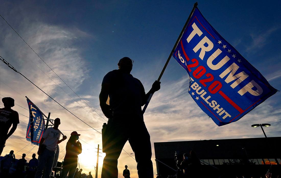 Bầu cử Tổng thống Mỹ 2020: Biden 'nhích từng cm' đến chiến thắng, biểu tình lan rộng