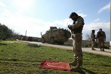 Mỹ 'bất ngờ' lập căn cứ quân sự mới ở đông bắc Syria