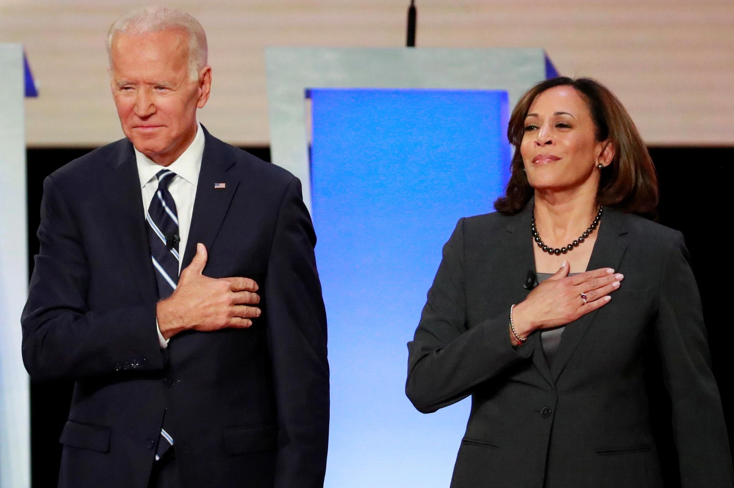 Chân dung nữ 'phó tướng' gốc Á - Phi của ông Biden