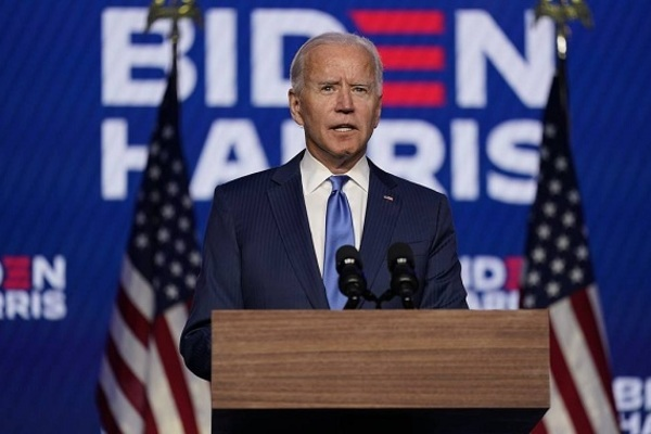 Ông Biden tự tin được hơn 300 phiếu đại cử tri, kêu gọi mọi người kiên nhẫn