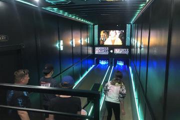 Sân chơi bowling di động đầu tiên trên thế giới