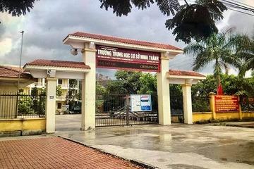 Quảng Ninh: Xuất hiện clip nữ sinh lớp 7 bị đánh hội đồng