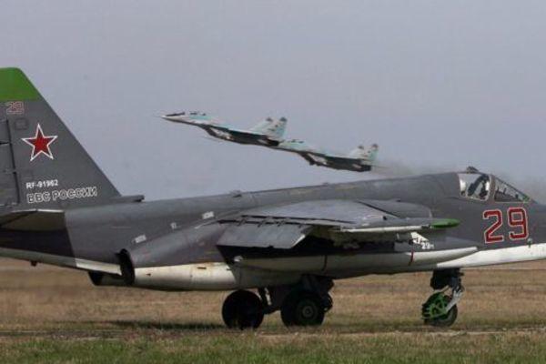 Tình hình Syria: Không quân Nga – Syria 'cày nát' cứ địa Idlib của phiến quân