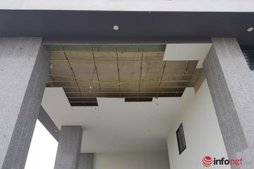 Nhà ở xã hội Hà Tĩnh: Hàng chục căn hộ thấm dột, vỡ kính, nước tràn hầm xe trong mưa lũ, chủ đầu tư nói gì?