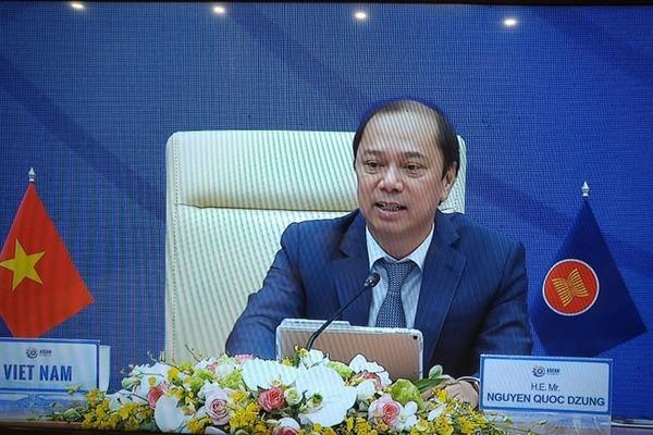 Hội nghị Quan chức Cao cấp ASEAN trù bị