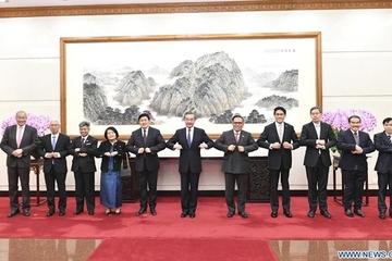 Trung Quốc muốn tăng cường hợp tác với ASEAN