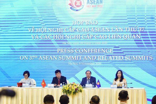 hội nghị cấp cao ASEAN 37,năm ASEAN 2020
