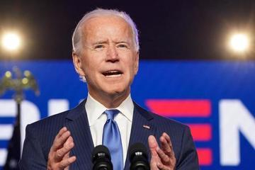 Người cược 1,3 triệu USD cho chiến thắng của ông Biden chưa được nhận tiền