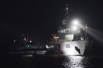 Tìm thấy thi thể thuyền trưởng tàu hàng chìm trên biển ở Quảng Nam