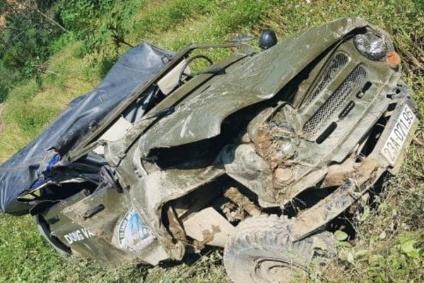 Cục CSGT điều tra vụ ô tô lao xuống vực làm 7 người thương vong ở Hà Giang