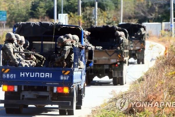 Quân đội Hàn Quốc cố xóa 'điểm mù', ngăn người Triều Tiên vượt biên