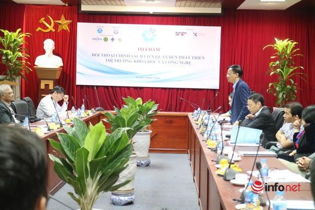 Hoàn thiện thể chế, chính sách - yếu tố hàng đầu phát triển thị trường KH&CN