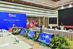 Các Ngoại trưởng ASEAN tham dự Hội nghị bên lề AMM