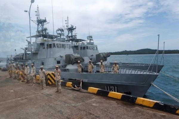 Thêm cơ sở của Mỹ tại căn cứ hải quân ở Campuchia bị phá dỡ