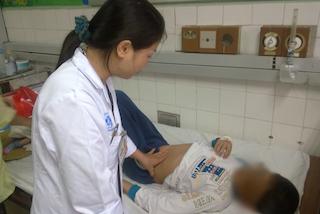 Trẻ em đau dạ dày, đâu là nguyên nhân khiến bệnh gia tăng?