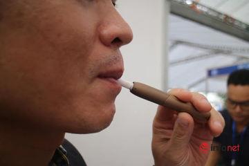 Bộ Y tế kiến nghị cần có giải pháp để ngăn chặn buôn lậu thuốc lá điện tử