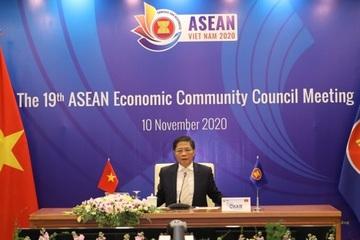 Hội nghị Hội đồng Cộng đồng Kinh tế ASEAN lần thứ 19