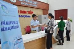 Quảng Ninh: Bệnh viện Bãi Cháy đẩy mạnh ứng dụng thanh toán không dùng tiền mặt