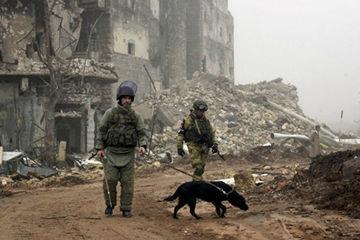 Tình hình Syria: Quân đội Nga liên tiếp hành động ở Syria