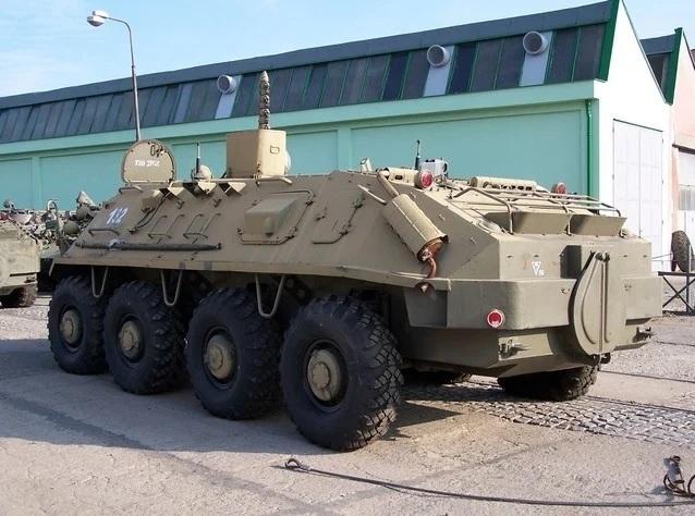 Các phương tiện quân sự có thể mua tự do ở Nga