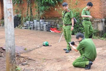 Đắk Lắk: Truy tìm nghi phạm đâm chết tài xế xe ôm lúc rạng sáng
