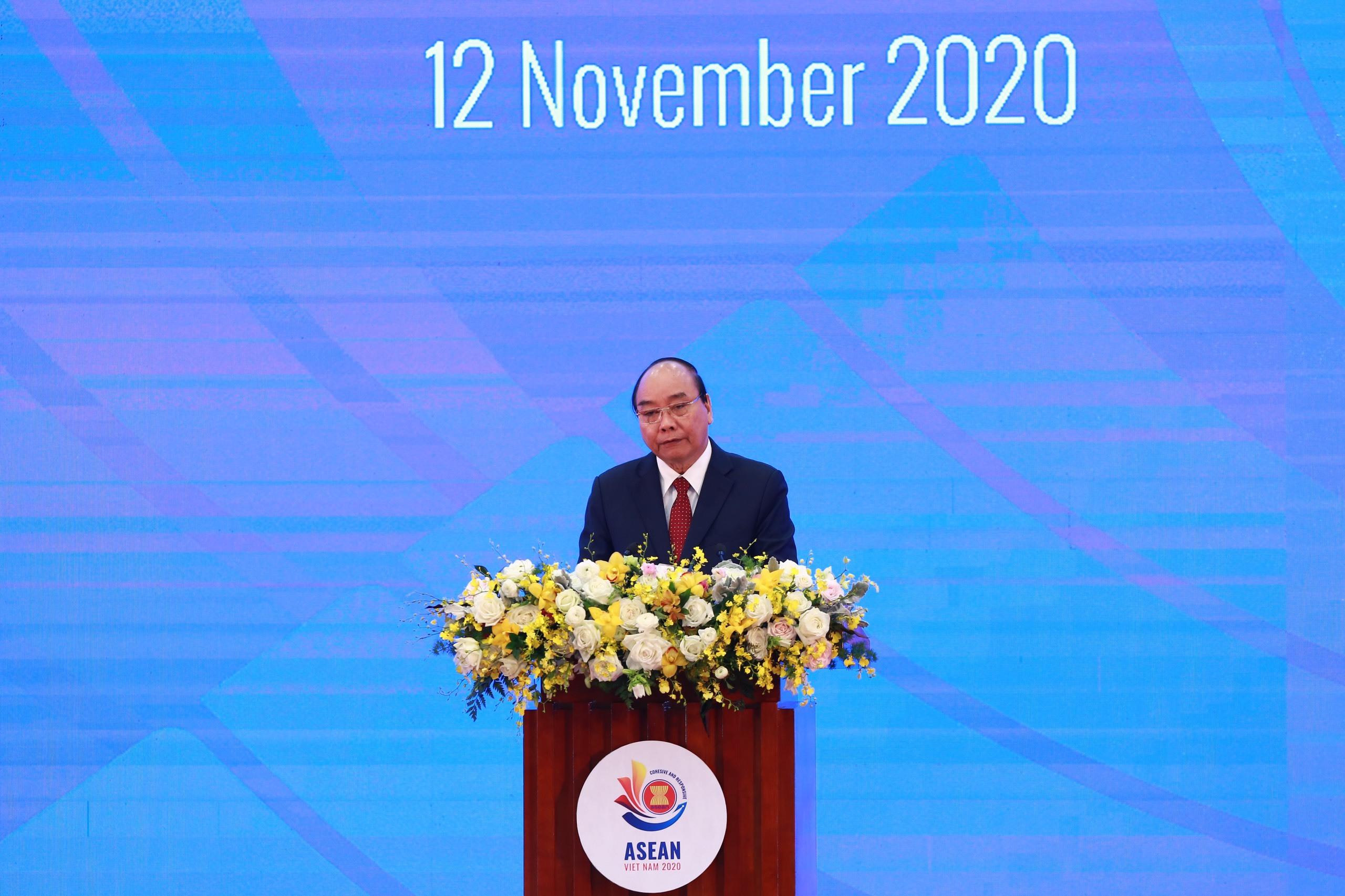 Hội nghị Cấp cao ASEAN lần thứ 37,ASEAN 37,ASEAN 2020