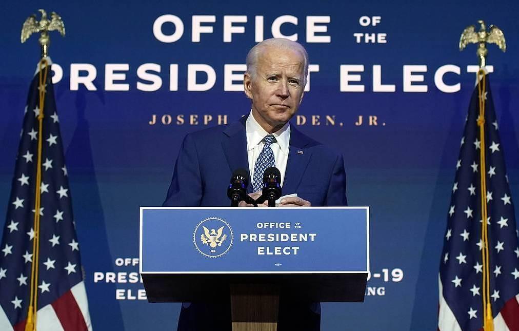 Ông Biden có những động thái củng cố quyền lực đầu tiên