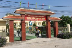 Ninh Bình: Cô giáo bạo hành trẻ dã man trong nhà vệ sinh