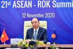 Hội nghị Cấp cao ASEAN – Hàn Quốc lần thứ 21