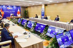 Nhật Bản sẽ luôn kề vai sát cánh với ASEAN