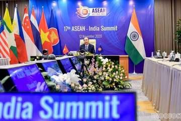 Hội nghị Cấp cao ASEAN - Ấn Độ lần thứ 17