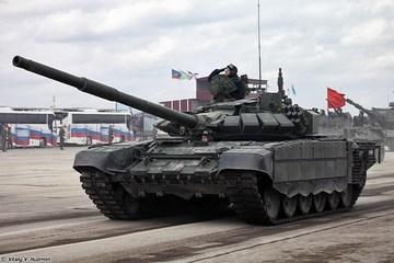 Siêu tăng T-72B3M của Nga xuất hiện ở Kaliningrad, Mỹ và NATO 'hốt hoảng'?