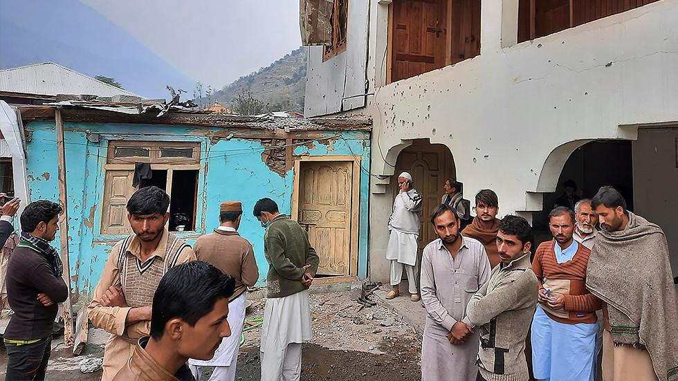 Thương vong lớn sau vụ đụng độ biên giới Ấn Độ - Pakistan