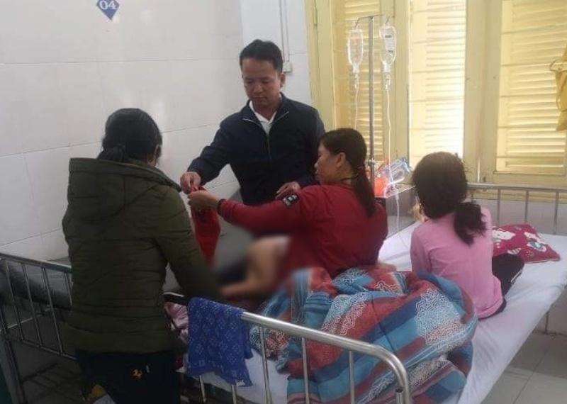 Vụ bố chồng đánh con dâu và 2 cháu nội nhập viện: Nguyên nhân khó tin và hung khí