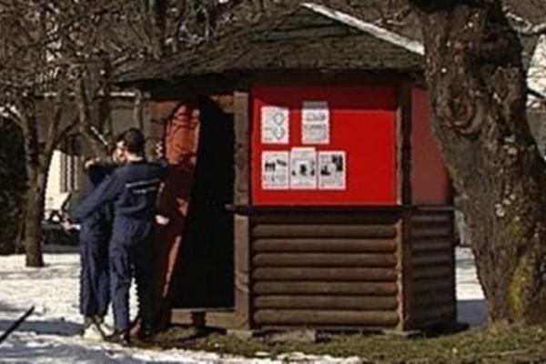 Nhà hát nhỏ nhất thế giới chỉ chứa 8 khách