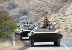 Cận cảnh lực lượng gìn giữ hòa bình của Nga ở Nagorno-Karabakh