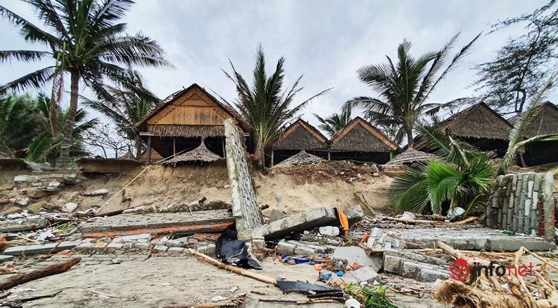 Quảng Nam,Hội An,tan hoàng,đổ sập,bão,bão số 13,phòng chống thiên tai,thiên tai