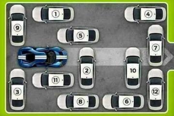 Giải được câu đố này trong một phút, chứng tỏ bạn có trí thông minh hơn người