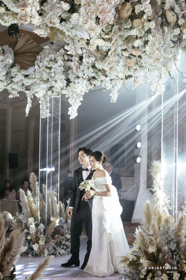hình ảnh đám cưới công phượng 1