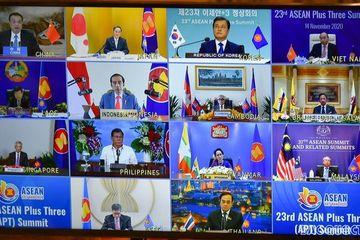 Hội nghị Cấp cao ASEAN + 3 lần thứ 23