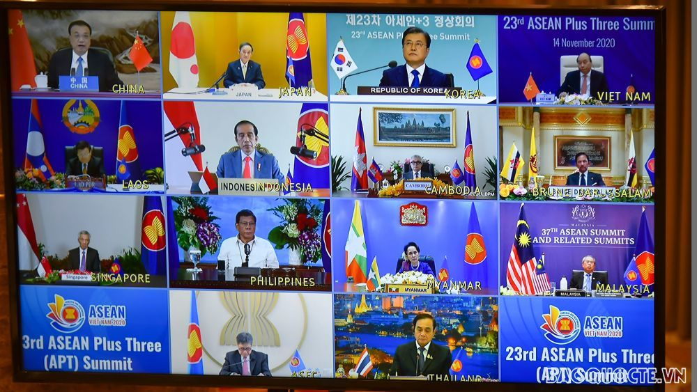 Hội nghị Cấp cao ASEAN + 3,ASEAN 37,ASEAN 2020